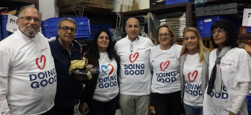 סיקור מיוחד: יום מעשים טובים 2016 בסניפי חסדי נעמי