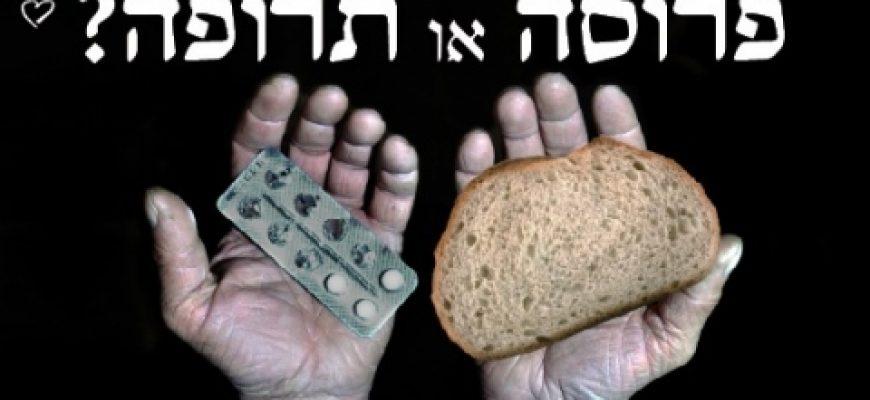 פרוסה או תרופה? זוכרים ולא שוכחים את העבר וההווה של ניצולי השואה