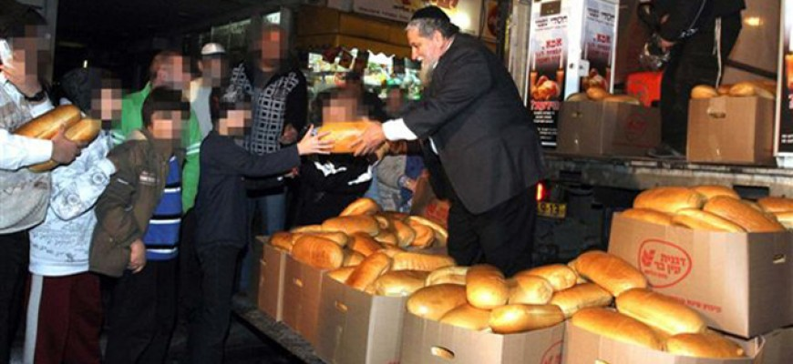עיתון ידיעות חולון: לחם לעניים