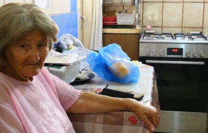 וידאו: העדות המצמררת של אולגה ניצולת שואה בת 93