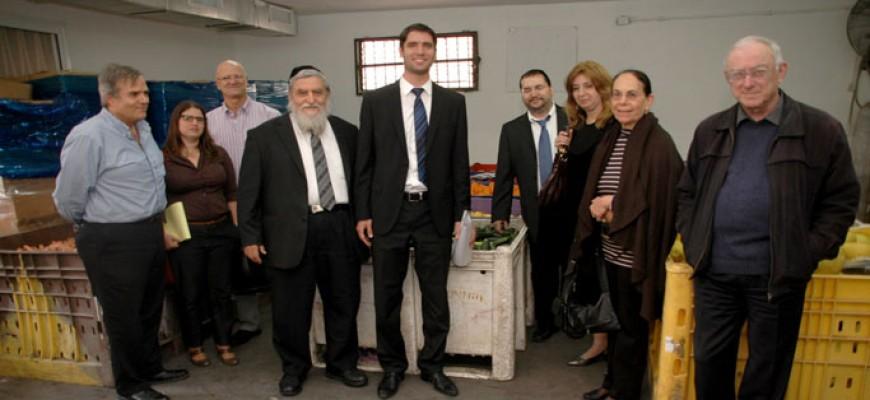 שופטת, פרופסור, עורך דין ודוקטור נפגשו בבני ברק…