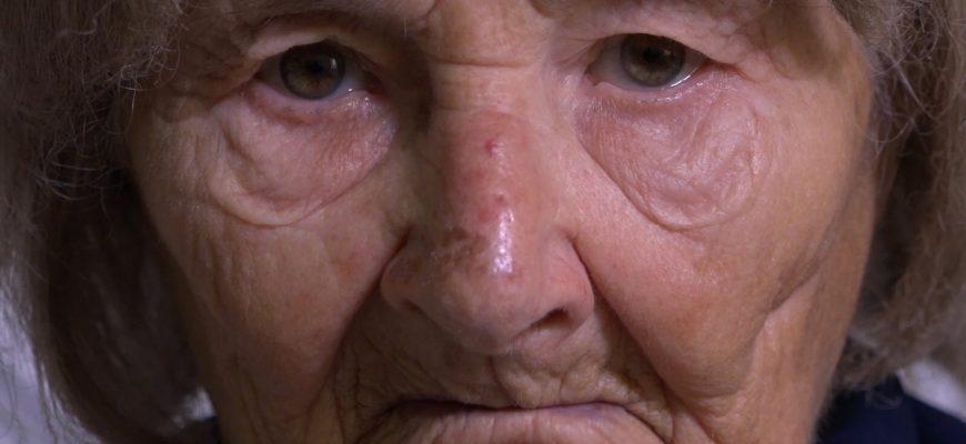 גיבורת מלחמה, ניצולת שואה בת 93